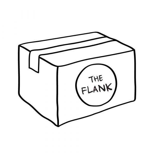 the flank box