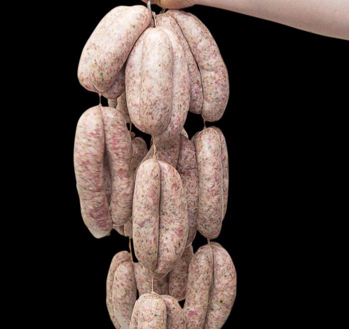 Lincolnshire Sausages