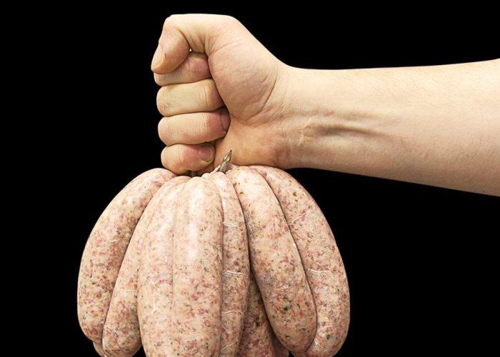 Cumberland Sausages