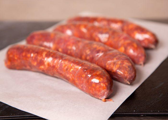 Hot link Sausage