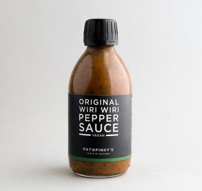 wiri wiri pepper sauce